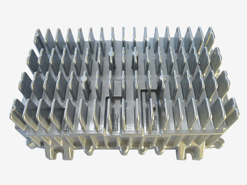 电动车电源壳体
