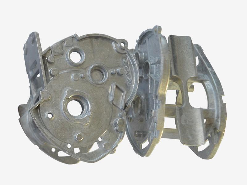 鱼线轮压铸配件
